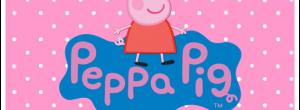 Kit imprimible candy bar de Peppa Pig para cumpleaños