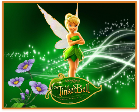 alfajores candy bar Tinkerbell kit imprimible