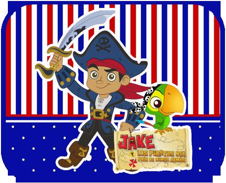 alfajores2 candy bar jack el pirata kit imprimible