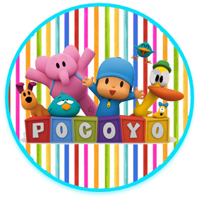 bonobon candy bar pocoyo kit imprimible
