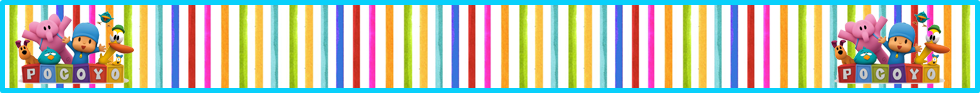 la yapa candy bar pocoyo kit imprimible