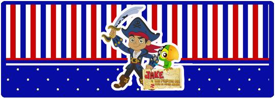 miniroklets candy bar jack el pirata kit imprimible