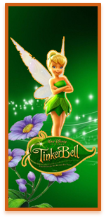 picodulce candy bar Tinkerbell kit imprimible