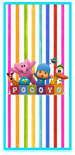 picodulce candy bar pocoyo kit imprimible