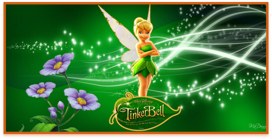 rhodesia candy bar Tinkerbell kit imprimible