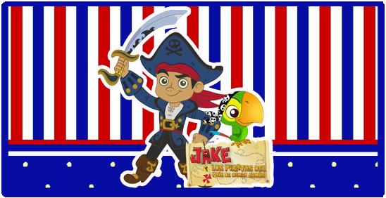 rhodesia candy bar jack el pirata kit imprimible