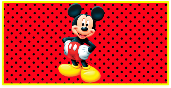 rhodesia candy bar mickey kit imprimible