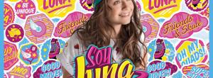 Kit imprimible candy bar Soy Luna 2017 para cumpleaños