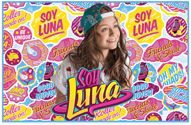 sugusconfitados candy bar soy luna kit imprimible