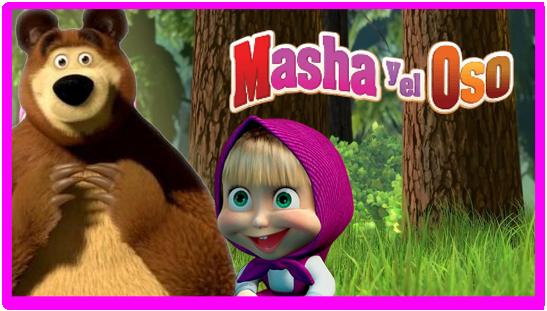 chocolate2 candy masha y el oso kit imprimible