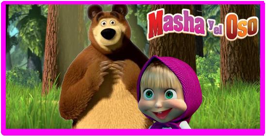 rhodesia candy masha y el oso kit imprimible