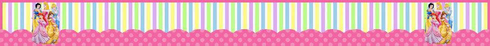 layapa candy bar princesas disney kit imprimible
