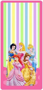 picodulce candy bar princesas disney kit imprimible