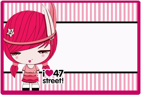 Tita -candy bar 47 street kit imprimible