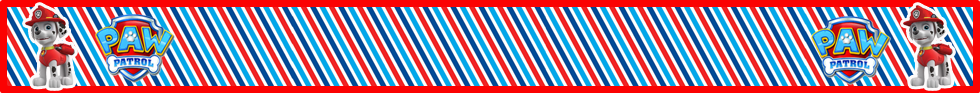layapa candy bar marshal paw patrol kit imprimible
