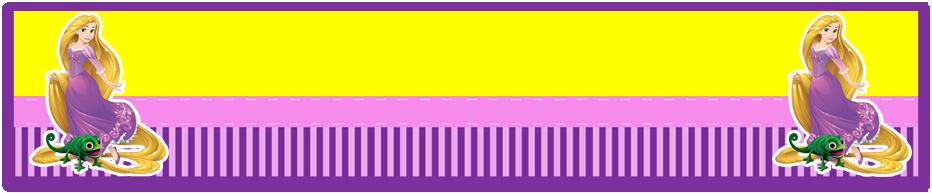 turron de mani-candy bar rapunzel kit imprimible