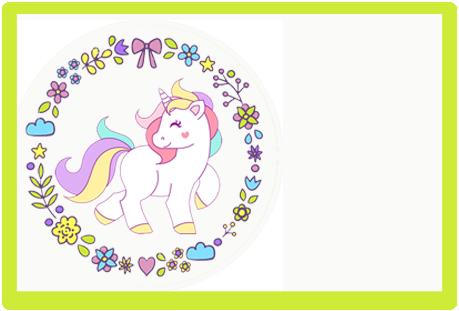 Tita-candy bar unicornio kit imprimible