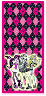 picodulce -candy bar rmonster high kit imprimible