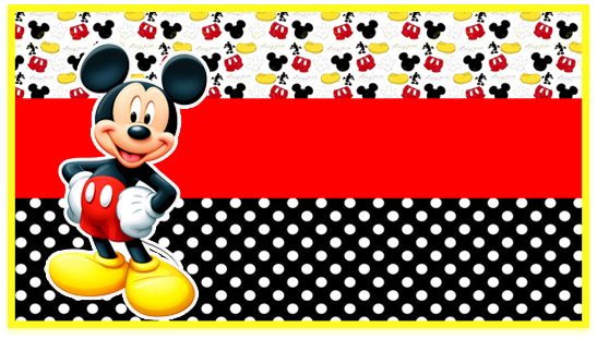 chocolate2 -candy bar-mickey mouse kit imprimible