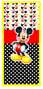 picodulce -candy bar-mickey mouse kit imprimible