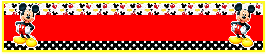 turron de mani -candy bar-mickey mouse kit imprimible