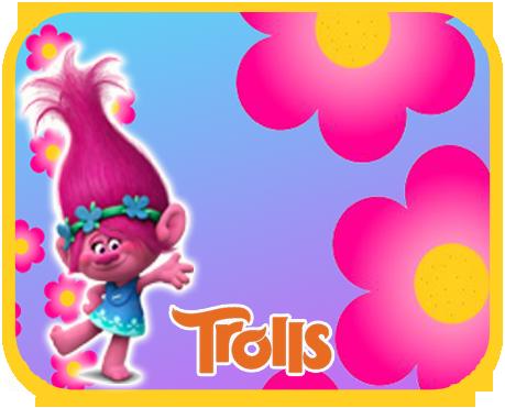 alfajores2 candy bar trolls kit imprimible