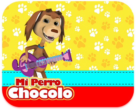 alfajores2-candy bar mi perro chocolo kit imprimible