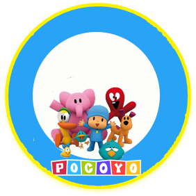 bonobon candy-bar pocoyo kit-imprimible