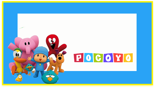 chocolate2 candy-bar pocoyo kit-imprimible