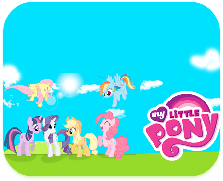 alfajores2-candy bar little pony kit imprimible