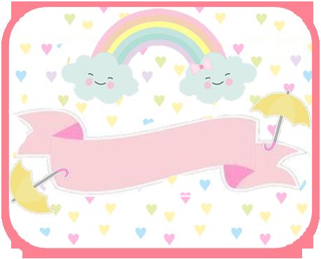 alfajores2-candy bar lluvia de amor kit imprimible