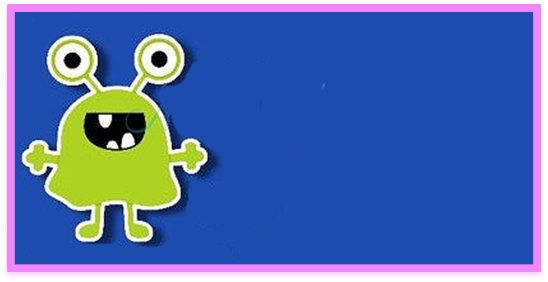 rhodesia -candy bar baby monster kit imprimible