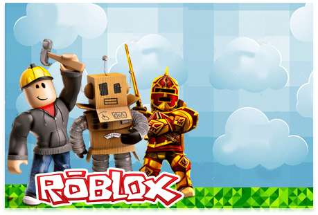 Tita- candy bar ROBLOX kit imprimible