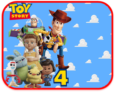 alfajores2 candy bar toy story 4 kit imprimible