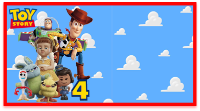 chocolatearcor candy bar toy story 4 kit imprimible