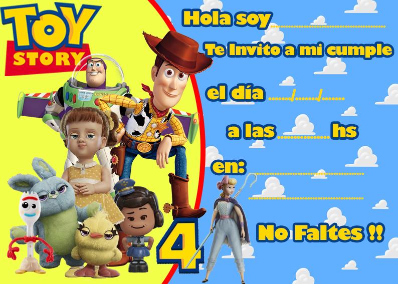 invitacion-tarjetita-candy bar toy story 4 kit imprimible
