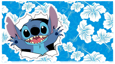 chocolatearcor- candy bar STICH kit imprimible