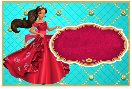 Tita- candy bar elena de avalor kit imprimible