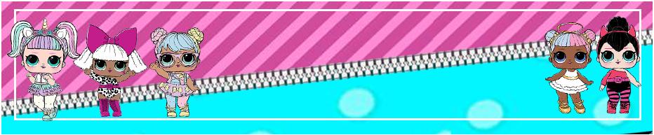 turron de mani -candy-bar LOL SURPRISE kit-imprimible