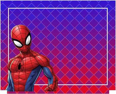 alfajores2-candy-bar spiderman animado kit-imprimible