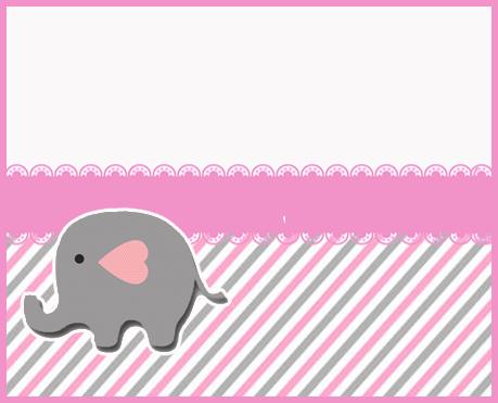 alfajores -candy bar elefantito tierno kit imprimible