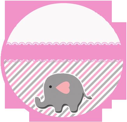 alfajores3 -candy bar elefantito tierno kit imprimible