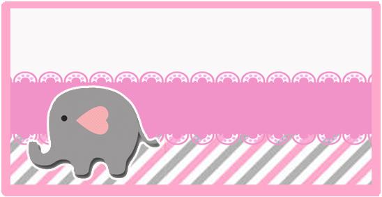 rhodesia -candy bar elefantito kit imprimible