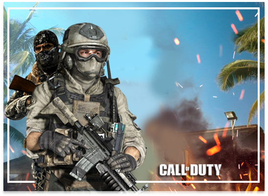 opera -candy-bar CALL OF DUTY kit-imprimible