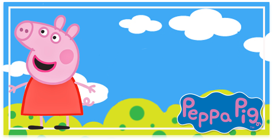 rhodesia candy bar peppa pig y sus amigos kit imprimible