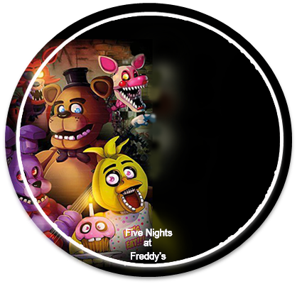 alfajores3 -candy bar Five nights at freedys kit imprimible