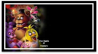 chocolatin pequeño -candy bar Five nights at freedys kit imprimible