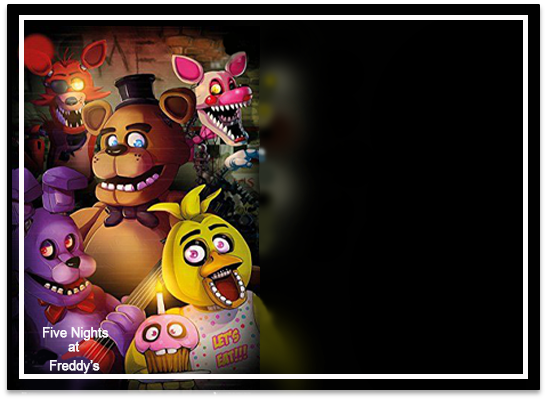 opera -candy bar Five nights at freedys kit imprimible