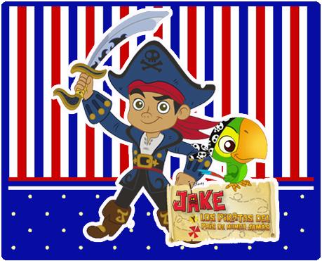 alfajores candy bar jack el pirata kit imprimible