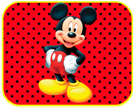 alfajores2 candy bar mickey kit imprimible